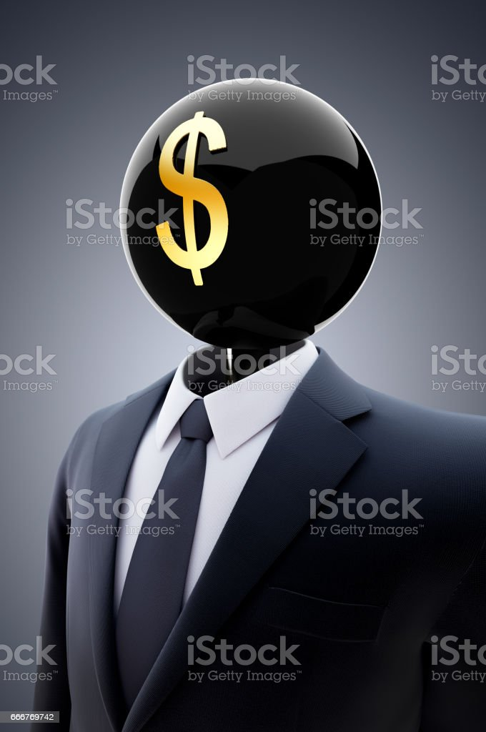 Businessman foto stock royalty-free