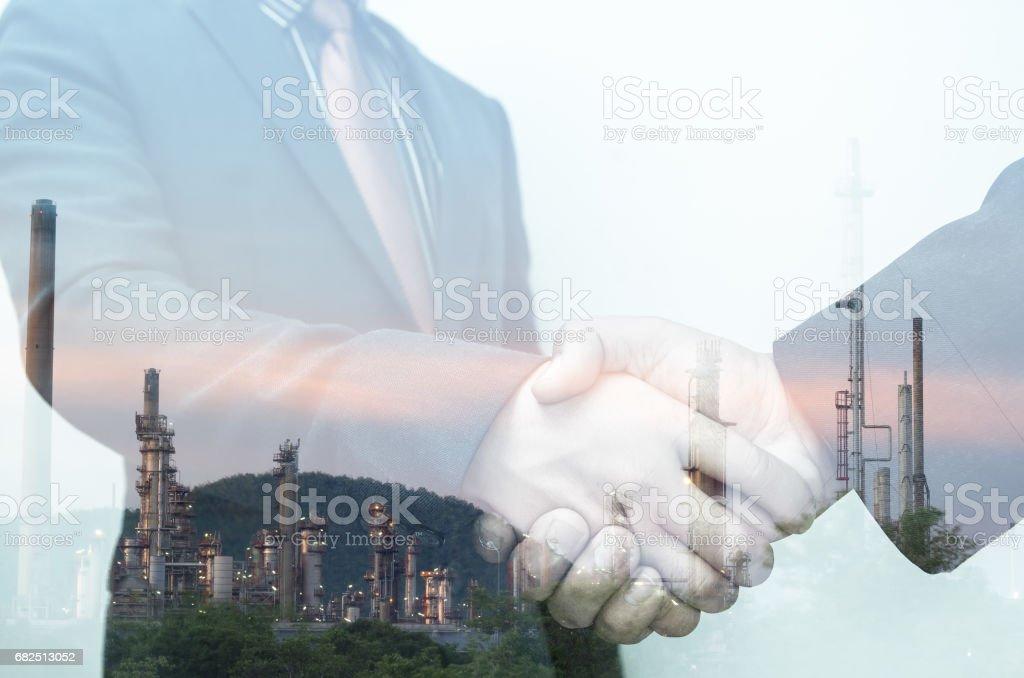 İş adamı royalty-free stock photo