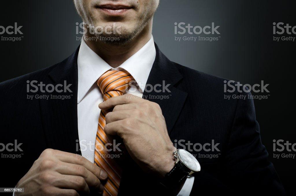 businessman photo libre de droits
