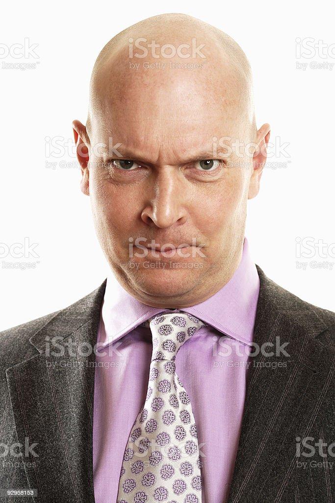 Businessman royalty-free stock photo