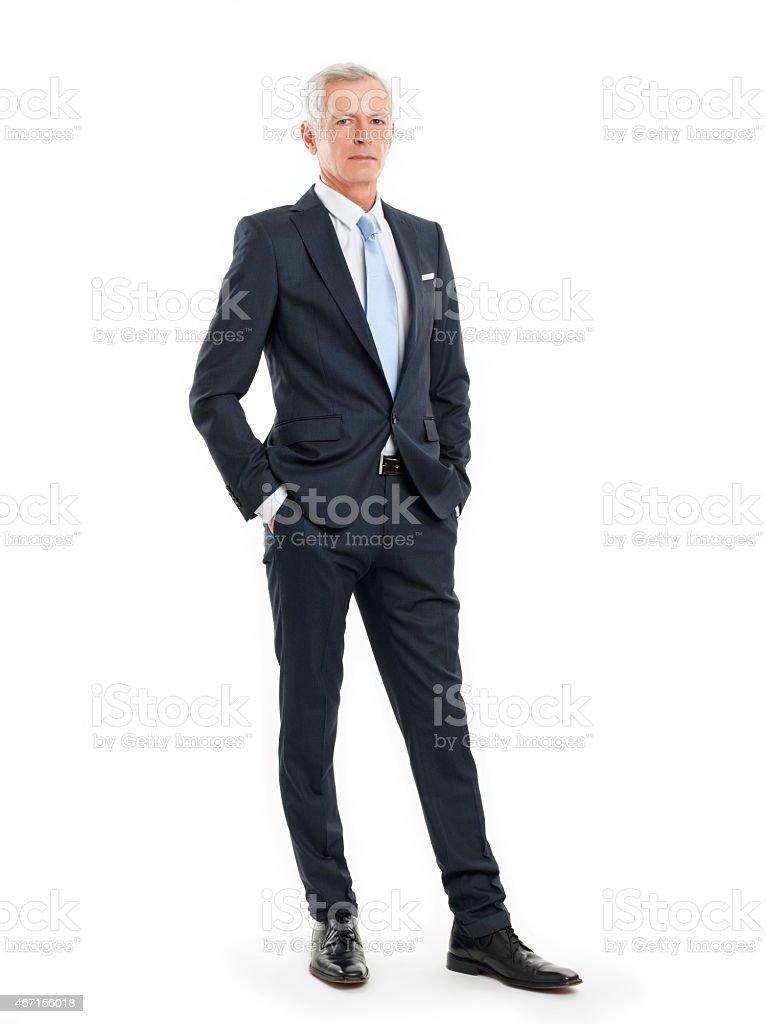 portrait de l'homme d'affaires - Photo