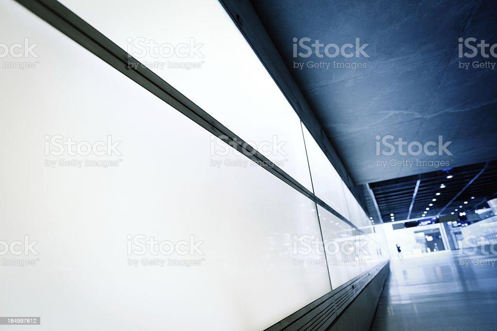 Businessman silhouette stock photo
