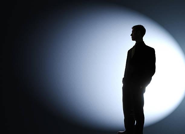 Business-Silhouette – Foto