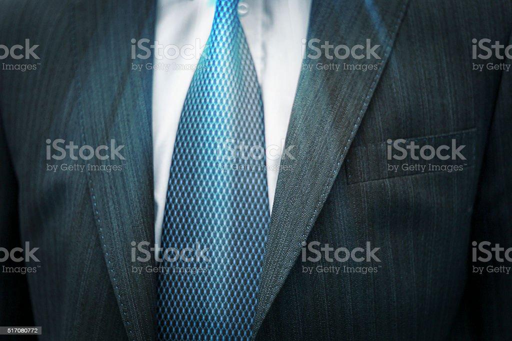 Biznesmen strój-zdjęć – zdjęcie