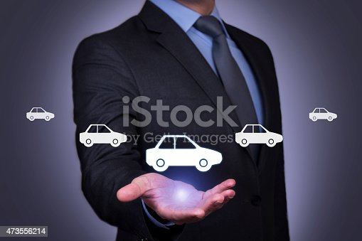 683425144 istock photo Businessman Touching Insurance Concept 473556214