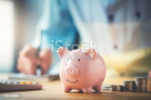 Loan, Accidents and Disasters, Accountancy, Finance, Piggy Bank