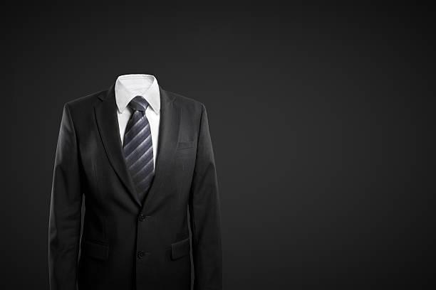 businessman without head - 被砍頭 個照片及圖片檔