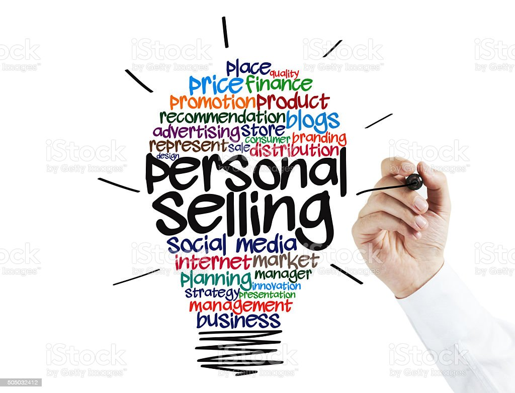 McCutcheon Media: 7 Main Types of Promotions  |Personal Selling