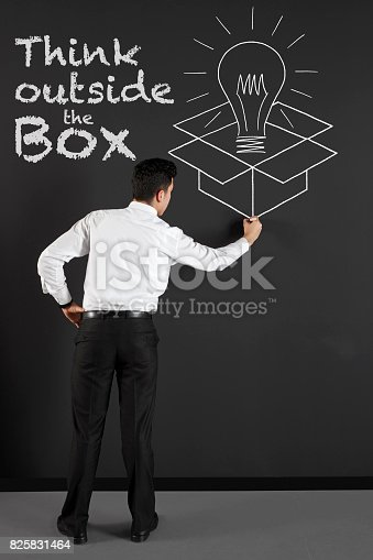 istock businessman writing