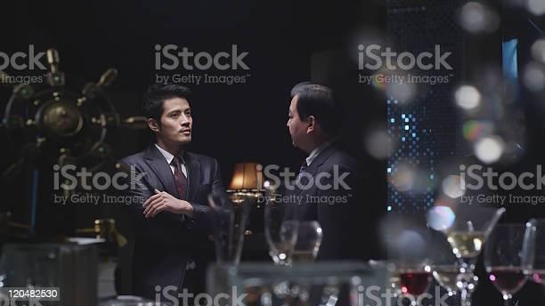 Businessmen in conversation picture id120482530?b=1&k=6&m=120482530&s=612x612&h=dgytnz gie94tjpbbw xtyvvlefwriur qjqt s1gtk=