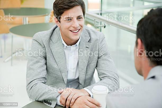 Businessmen taking a coffee break picture id103891059?b=1&k=6&m=103891059&s=612x612&h=2ethx04v322uxytpi2buupu0gtwzkqtdvv8rtv2qule=