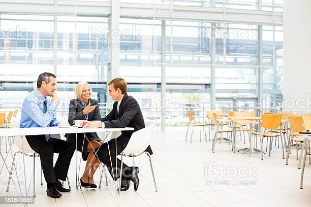 Businesspeople in cafeteria picture id181873685?b=1&k=6&m=181873685&s=612x612&h= v gq6bcxxla3aoxvdknccnjjtzzdf6gmpe03gldktm=