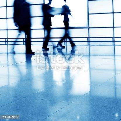 171150458 istock photo Businesspeople walking 511025377