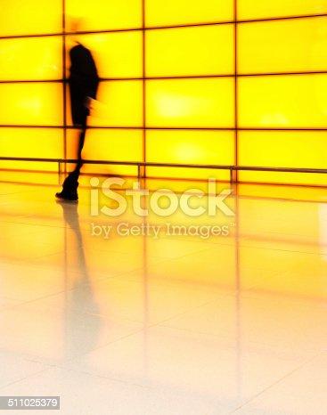 171150458 istock photo Businesspeople walking 511025379