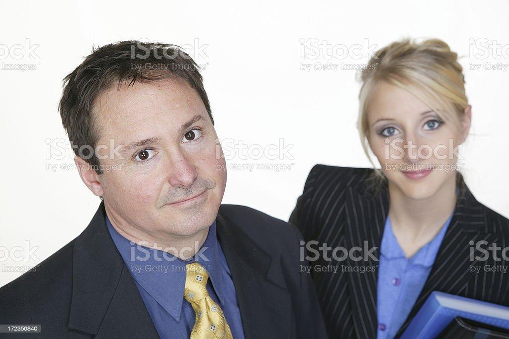 businessteam portrait royalty-free stock photo