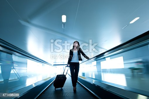 istock businesswoman at airport 471498039