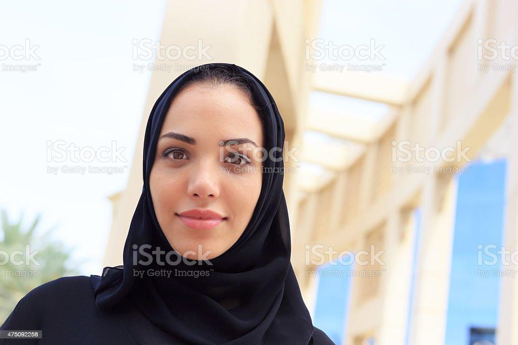 Bizneswoman w Dubaju – zdjęcie