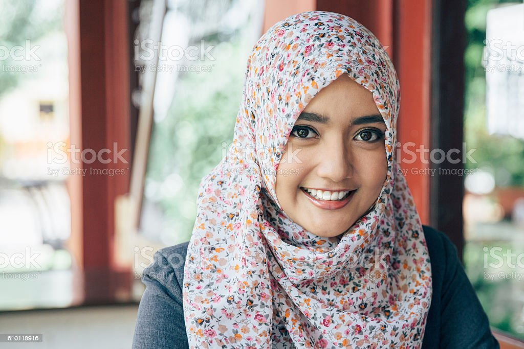 arabischer Hijab bbw