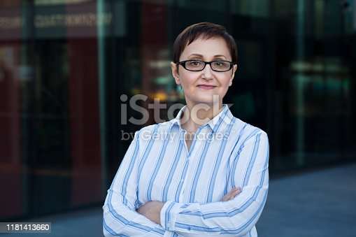 981750034 istock photo Businesswoman 1181413660