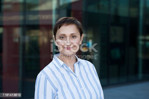 981750034 istock photo Businesswoman 1181413810