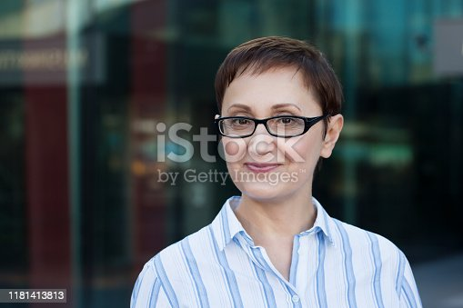 981750034 istock photo Businesswoman 1181413813