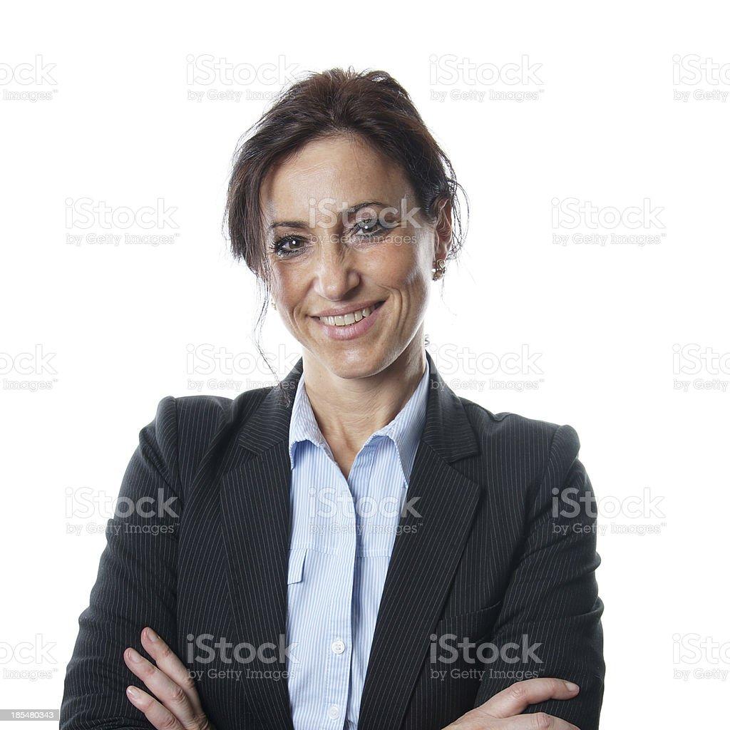 Geschäftsfrau – Foto