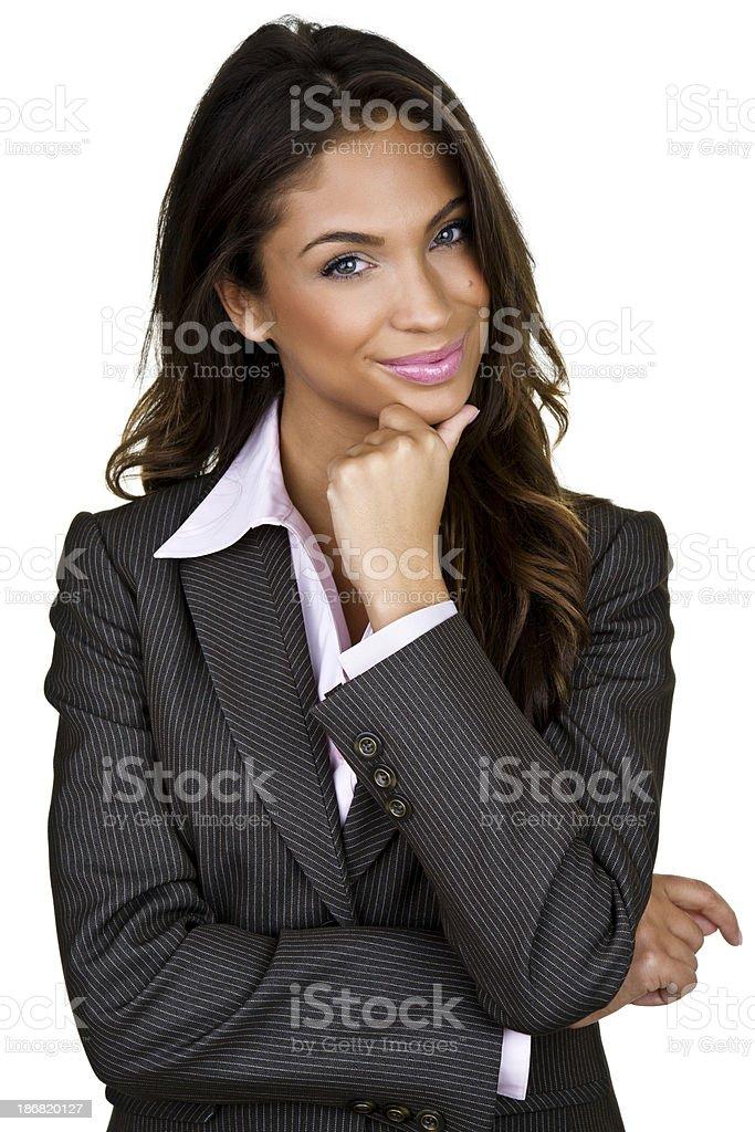 Businesswoman - Royalty-free 20-24 Years Stock Photo