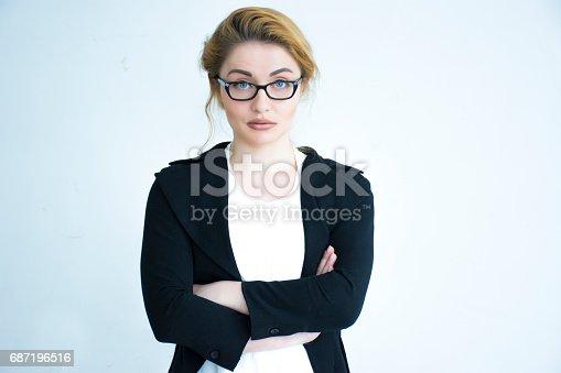 1176252245 istock photo Businesswoman 687196516