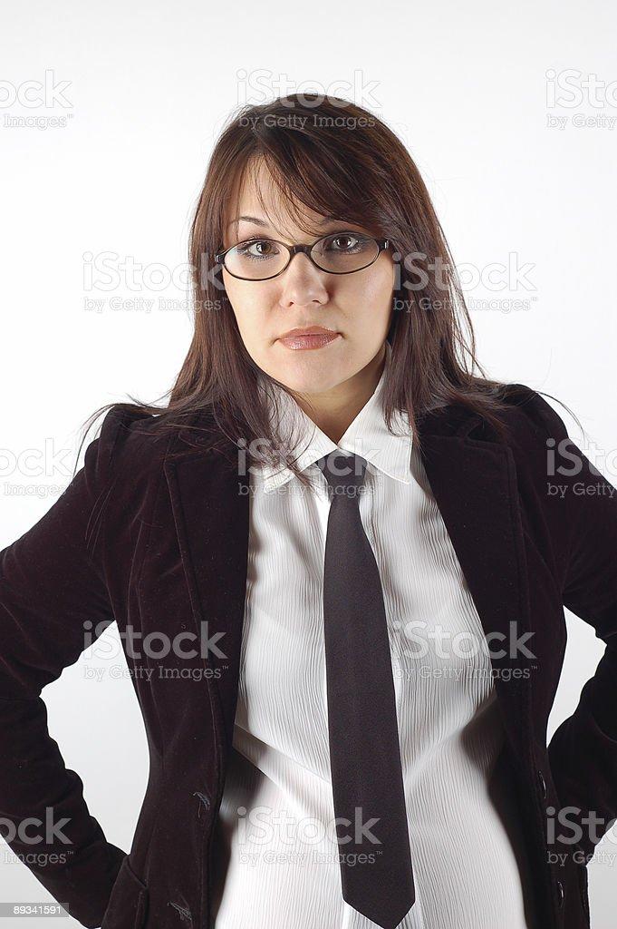 businesswoman #14 royalty-free stock photo