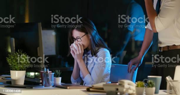 Businesswoman sick while working picture id1183961406?b=1&k=6&m=1183961406&s=612x612&h=jg5rpl7t2yy8hm9fm mlqowqh1pdamzfypjfheh0q y=