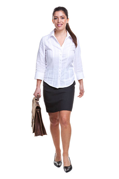 Royalty Free Woman Walking Towards Camera Pictures, Images ...