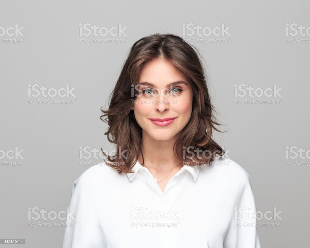 Businesswoman with a beautiful smile - Royalty-free 25-29 Years Stock Photo