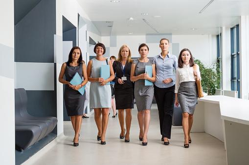 Businesswomen Team Stock Photo - Download Image Now