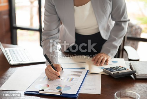 675825950 istock photo businesswomen working 1184388284