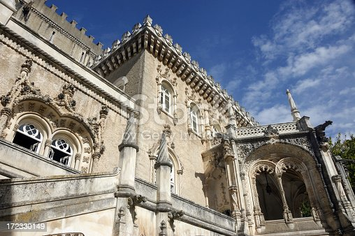 19th Century Bussaco Palace, Portugal