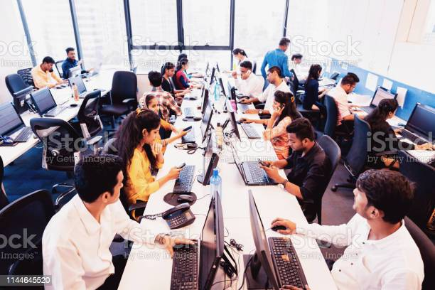 Busy call centre in operation picture id1144645520?b=1&k=6&m=1144645520&s=612x612&h=tgrq6lacrtdtc6wi0vsmkev4y2 jegal7pwdxo v6h0=