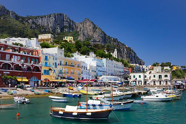 Anstrengenden Capri – Foto