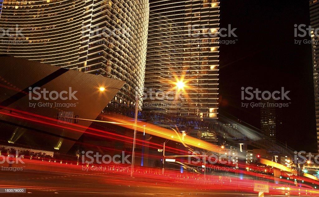 Busy City royalty-free stock photo