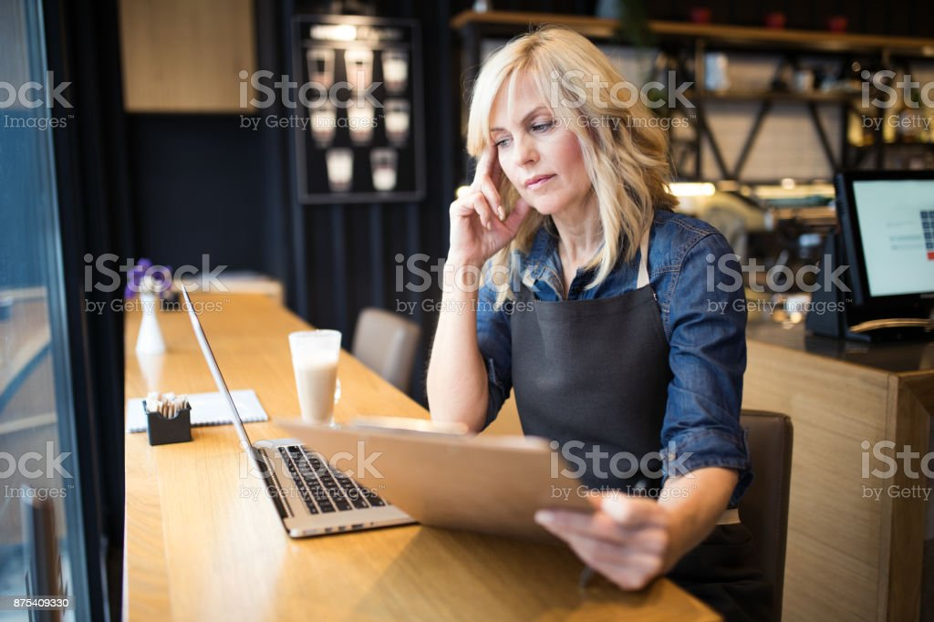 Busy day is ahead of me stock photo