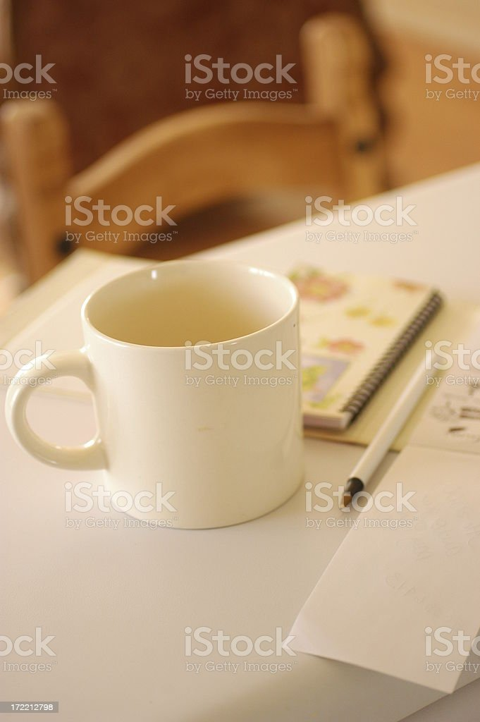 busy morning royalty-free stock photo