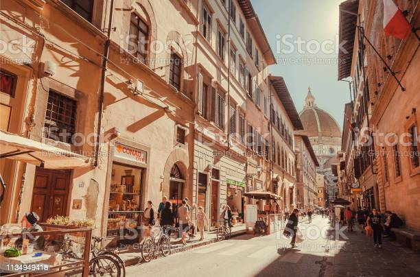 Busy street life in center of the ancient tuscany city with cathedral picture id1134949418?b=1&k=6&m=1134949418&s=612x612&h=8unyi5uxxh7awqbz7wrcmavozyl8pzdbrbas9kmpybi=