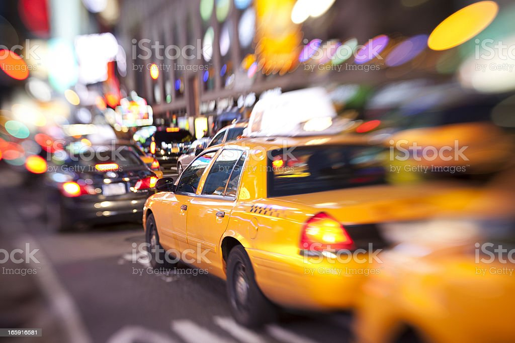 busy streets royalty-free stock photo