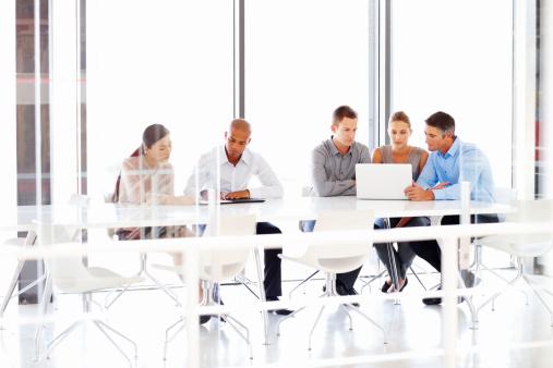 Anstrengenden Business Team Von Managern Stockfoto und mehr Bilder von Afrikanischer Abstammung
