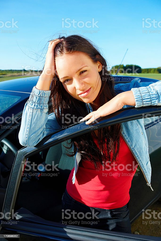 But is it cool enough for me? royalty-free stock photo