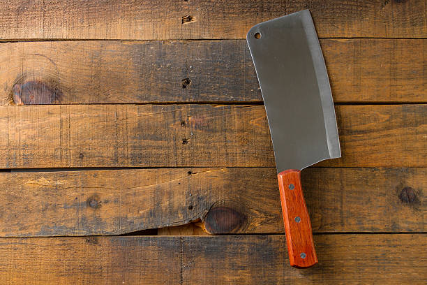 Royalty Free Butcher Knife Pictures Images And Stock