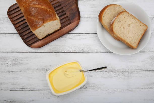 Butter und Brot – Foto