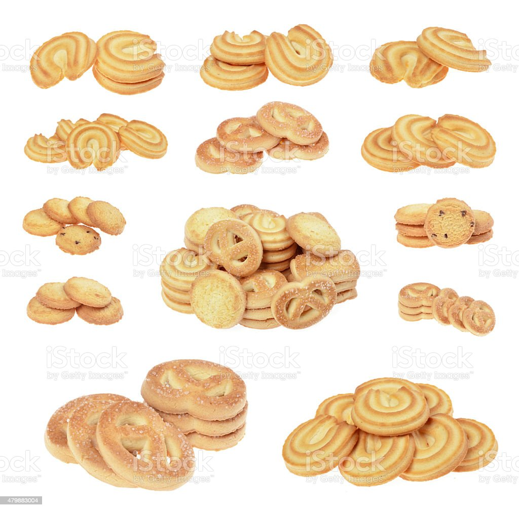 Manteiga de cookies - foto de acervo