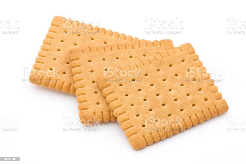 Biscoito de manteiga, cookie. - foto de acervo