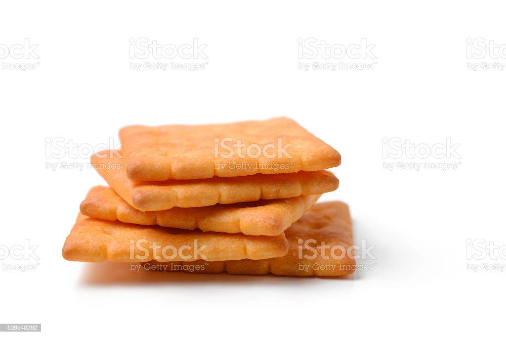 Biscoito de manteiga - foto de acervo