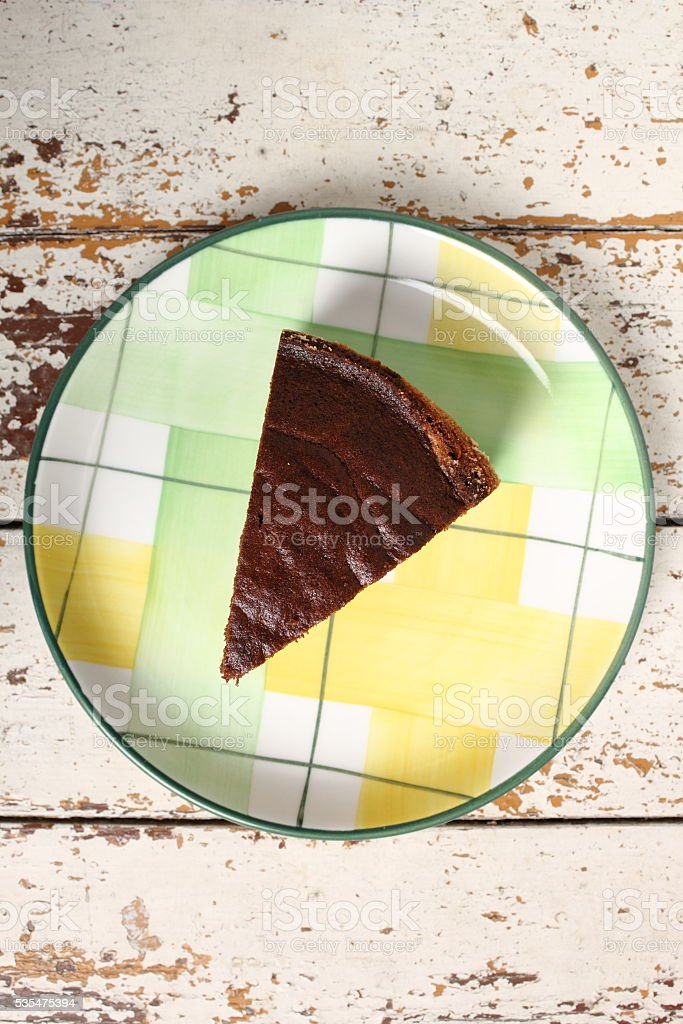Butter Marble Cake stock photo